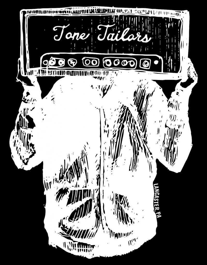 Tone Tailors Amp Head Shirt XXL