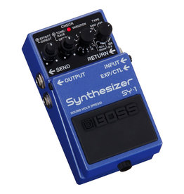 Boss Boss SY-1 Synthesizer Effects Pedal