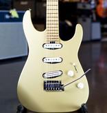 Charvel Charvel Pro-Mod DK22 SSS 2PT CM, Caramelized Maple Fingerboard, Pharaohs Gold