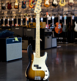 Fender Fender Road Worn '50s Precision Bass, Maple Fingerboard, 2-Color Sunburst