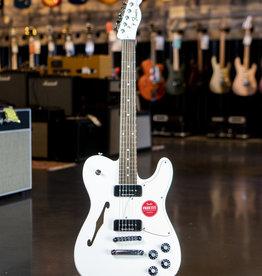Fender Fender Jim Adkins JA-90 Telecaster Thinline, Laurel Fingerboard, White