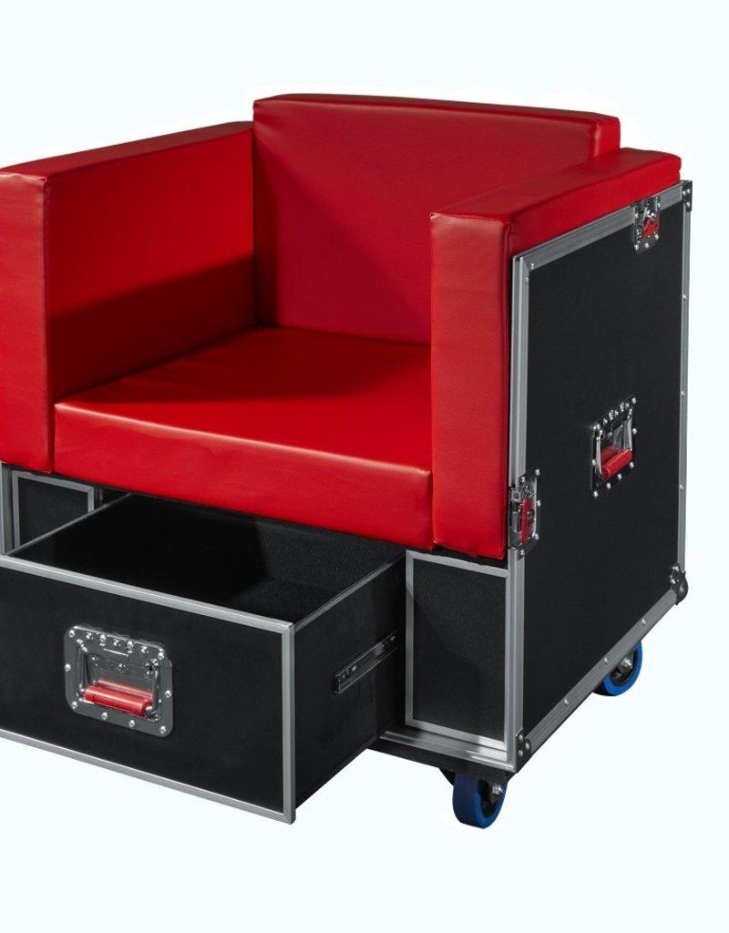 Gator Gator G-TOUR  Furniture Set Transforms Into Shipping Case