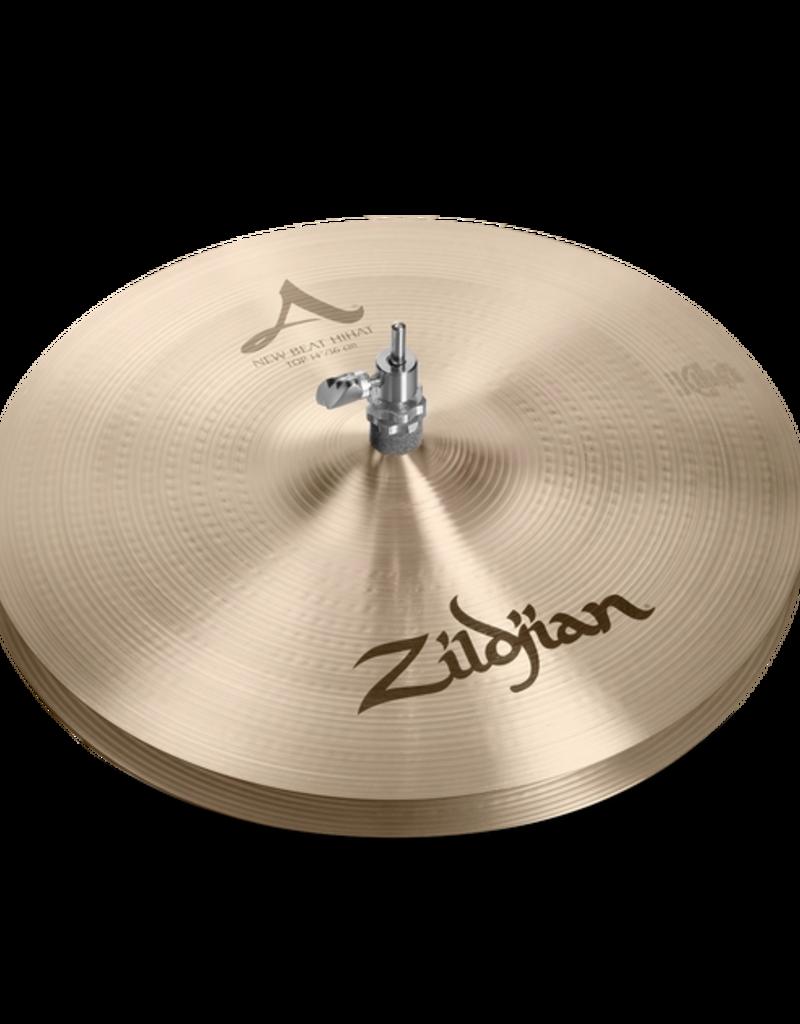 """Zildjian Zildjian 14"""" New Beat Hi Hat Cymbal Pair"""