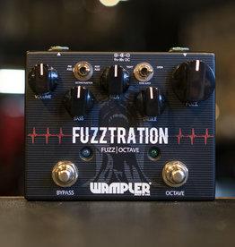 Wampler Wampler FUZZTRATION Fuzz and Octave Pedal