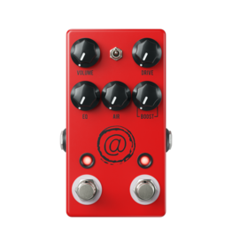 JHS JHS AT+ (Andy Timmons) Drive V2 Pedal - Red