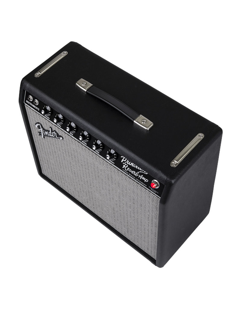 """Fender Fender '65 Princeton Reverb 15-watt 1x10"""" Tube Combo Amp"""