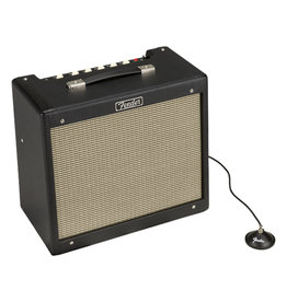 "Fender Fender Blues Junior IV 15-watt 1x12"" Tube Combo Amp - Black"