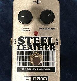 Electro-Harmonix Used Electro-Harmonix Steel Leather Bass Expander