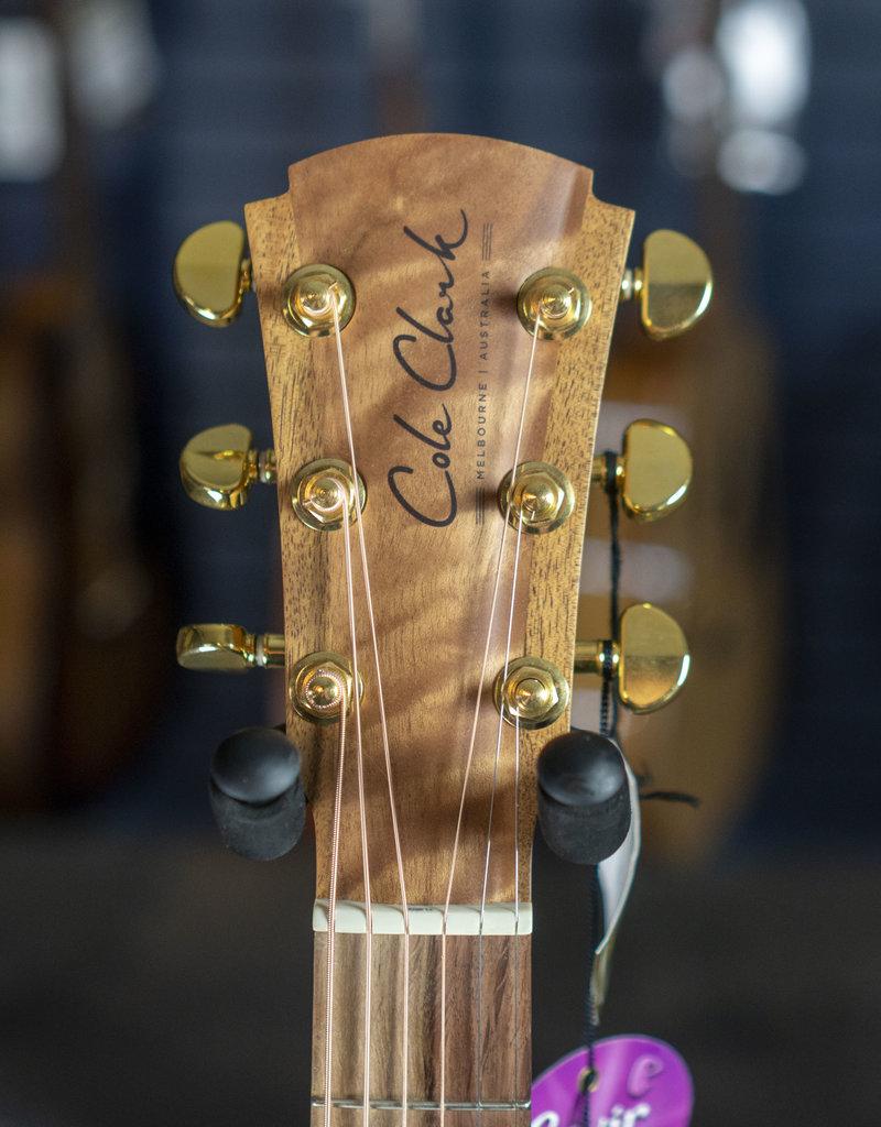 Cole Clark Cole Clark ANGEL 2 EC Redwood Face, Australian Blackwood back & sides Acoustic Electric 18127129