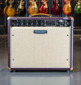 Mesa Boogie Used Mesa Boogie Express 5:50 1x12 Guitar Combo Amp, Wine Red
