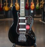 Squier Squier Classic Vibe Bass VI, Laurel Fingerboard, Black