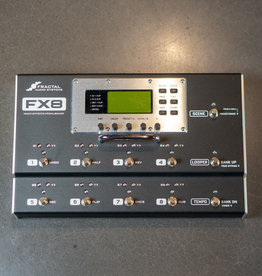 Fractal Used Fractal Audio Systems FX8 Multi-Effects Pedalboard