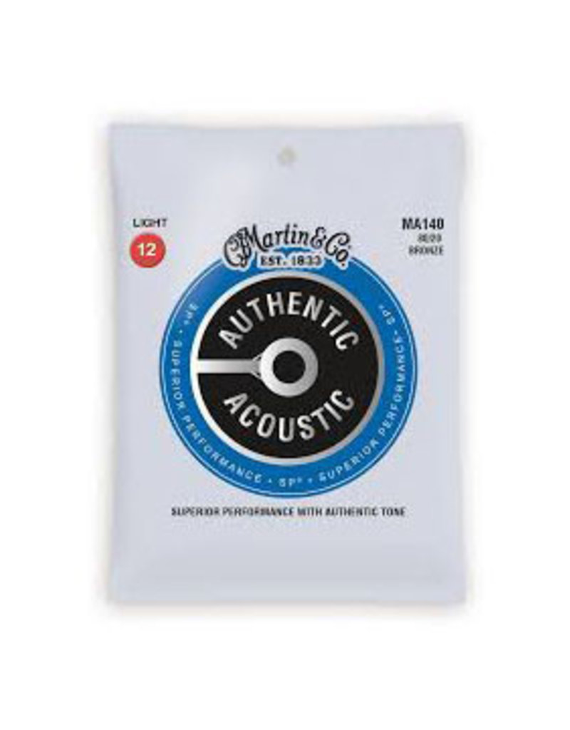 Martin Martin MA140 Authentic Acoustic Guitar Strings