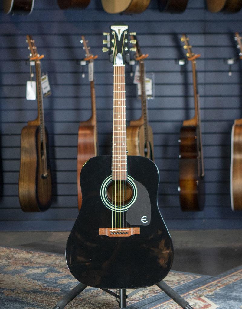 Epiphone Epiphone PRO-1 Acoustic Guitar Ebony