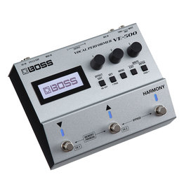 Boss Boss VE-500 Vocal Performer Vocal Effects Pedal
