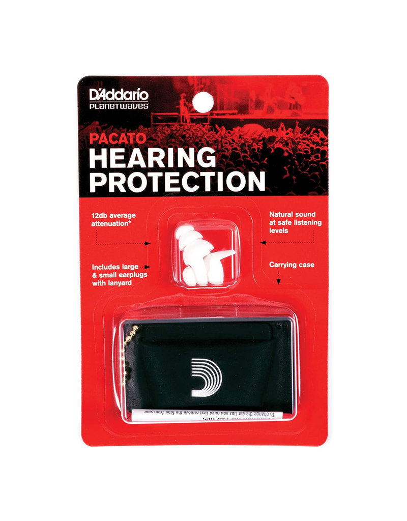 Planet Waves Planet Waves PWPEP1 Pacato Hearing Protection