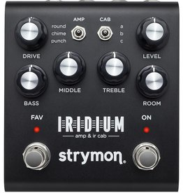 Strymon Strymon Iridium Amp and IR Cab Pedal