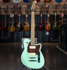 Reverend Reverend Charger 290 Oceanside Green Guitar
