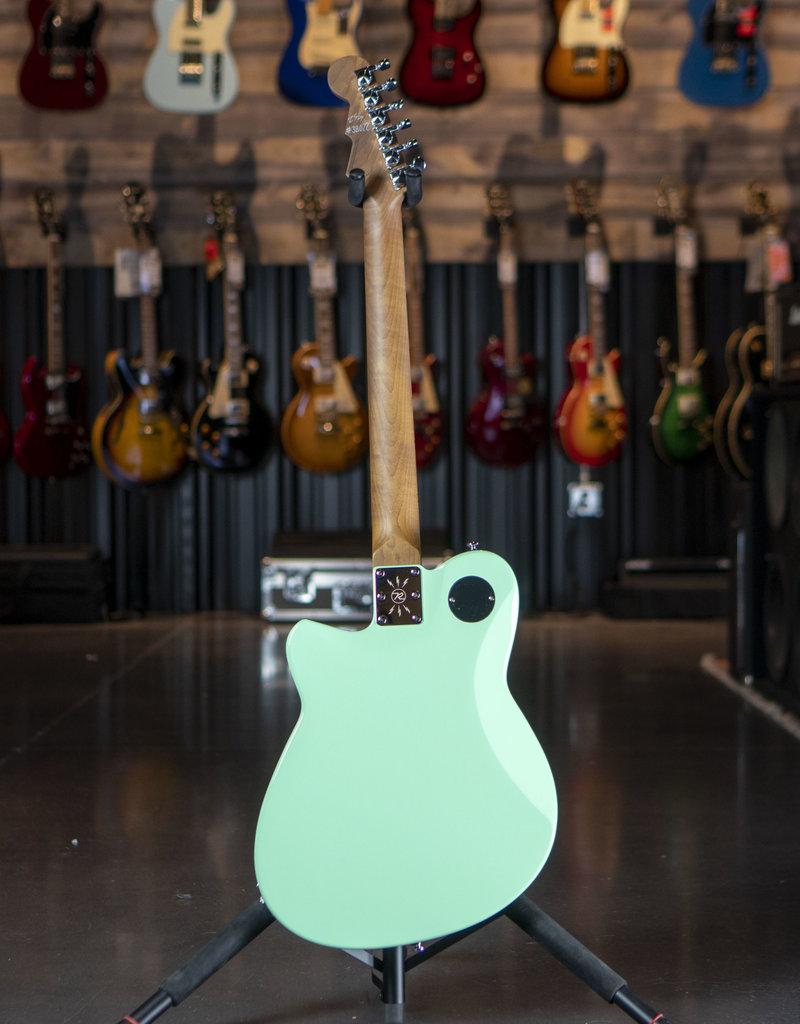 Reverend Reverend Charger 290 Oceanside Green Guitar