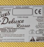 """Fender Fender Blues Deluxe 40-watt 1x12"""" Tube Combo Amp - Tweed"""