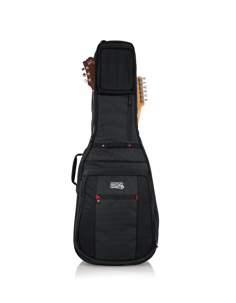 Gator Gator GPGACOUELECT - Pro Go Double Bag for Electric + Dread