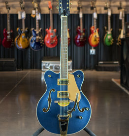Gretsch Gretsch G5422TG Limited Edition Electromatic Hollow Body Double-Cut with Bigsby and Gold Hardware, Rosewood Fingerboard, Midnight Sapphire