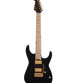 Charvel Charvel Angel Vivaldi Signature DK24-7 Nova, Maple Fingerboard, Satin Black