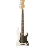 Squier Squier Affinity Series Precision Bass PJ, Laurel Fingerboard, Olympic White