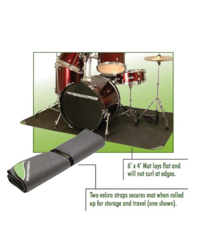 Drum Fire DMA6450 6'x4' Drum Mat