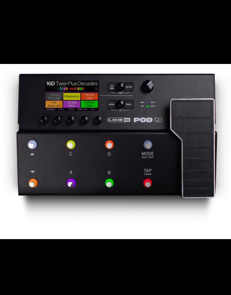 Line 6 Line 6 POD GO Portable Guitar Processor