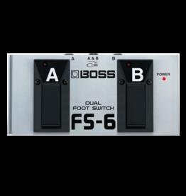 Boss Boss FS-6 Dual Momentary/Latching Footswitch
