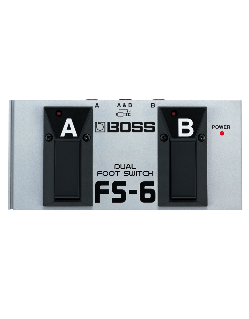 Boss Boss FS-6 Dual Momentary/Latching Footswitch