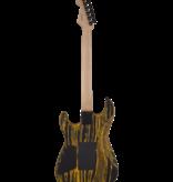 Charvel Charvel  Pro-Mod San Dimas® Style 1 HH FR E Ash, Ebony Fingerboard, Old Yella