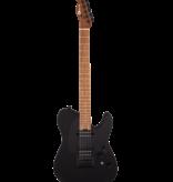 Charvel Charvel Pro-Mod So-Cal Style 2 24 HH HT CM, Caramelized Maple Fingerboard, Satin Black