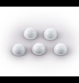 RockBoard RockBoard LED Damper Small,  10 mm, inside Diameter  8 mm (5 pcs.)