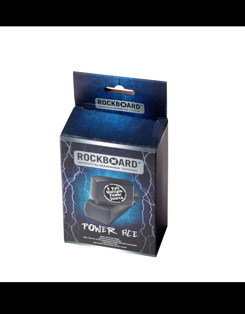RockBoard RockBoard Power Ace 9v 1.7A Power Supply