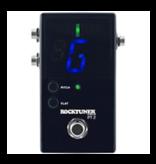 RockBoard RockBoard PT 2 Pedal Tuner, Chromatic, LED, True Bypass, Calibration, Black
