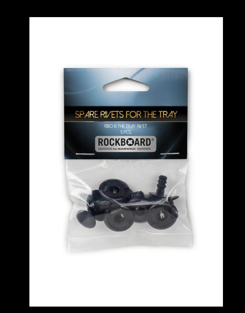 RockBoard Rockboard Rivets for the Tray (5 Pcs)