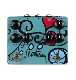 Keeley Keeley Monterey Rotary Fuzz Vibe Multi-effects Pedal