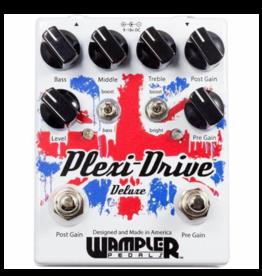 Wampler Wampler Plexi-Drive Deluxe Overdrive Pedal