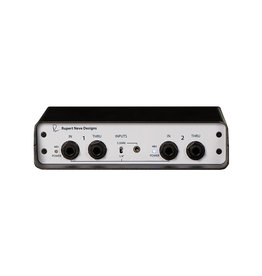 Rupert Neve Designs Rupert Neve Designs RNDI-S Stereo Active Transformer Direct Interface