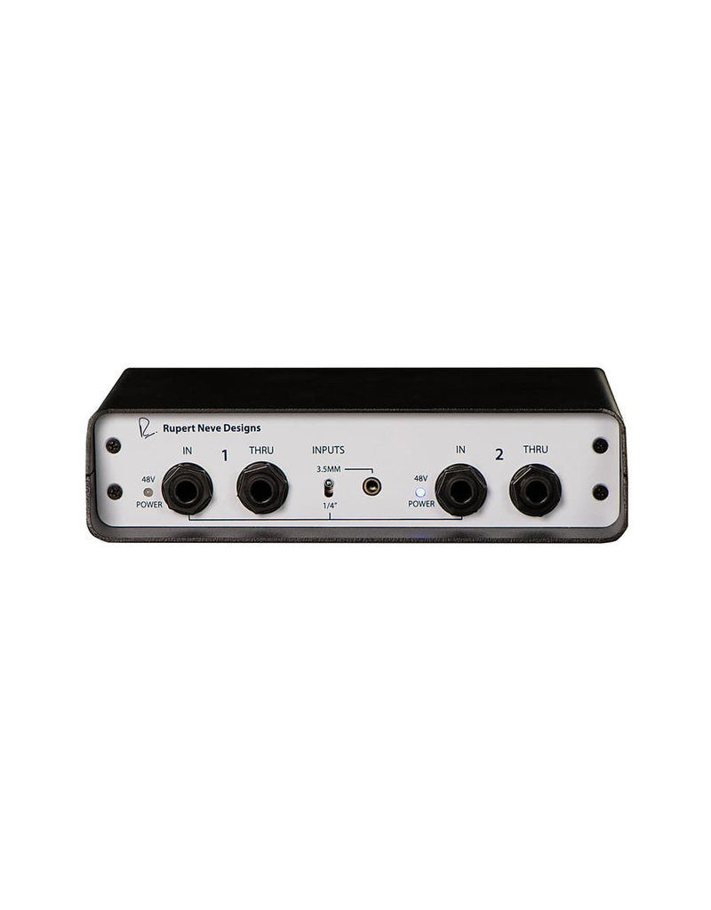 Rupert Neve Designs Rupert Neve Designs RNDI-S Stereo Active Transformer Direct Interface