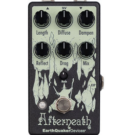 EarthQuaker Devices Earthquaker Afterneath V3 -Enhanced Otherworldly Reverberator