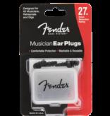 Fender Fender Musician Series Ear Plugs, Black