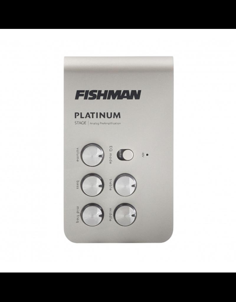 Fishman Fishman Platinum Stage EQ/DI Analog Preamp