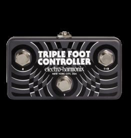 Electro-Harmonix Electro-Harmonix Triple Foot Controller Remote Footswitch