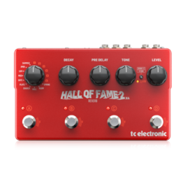TC Electronic TC Electronic Hall of Fame 2 X4 Reverb Pedal