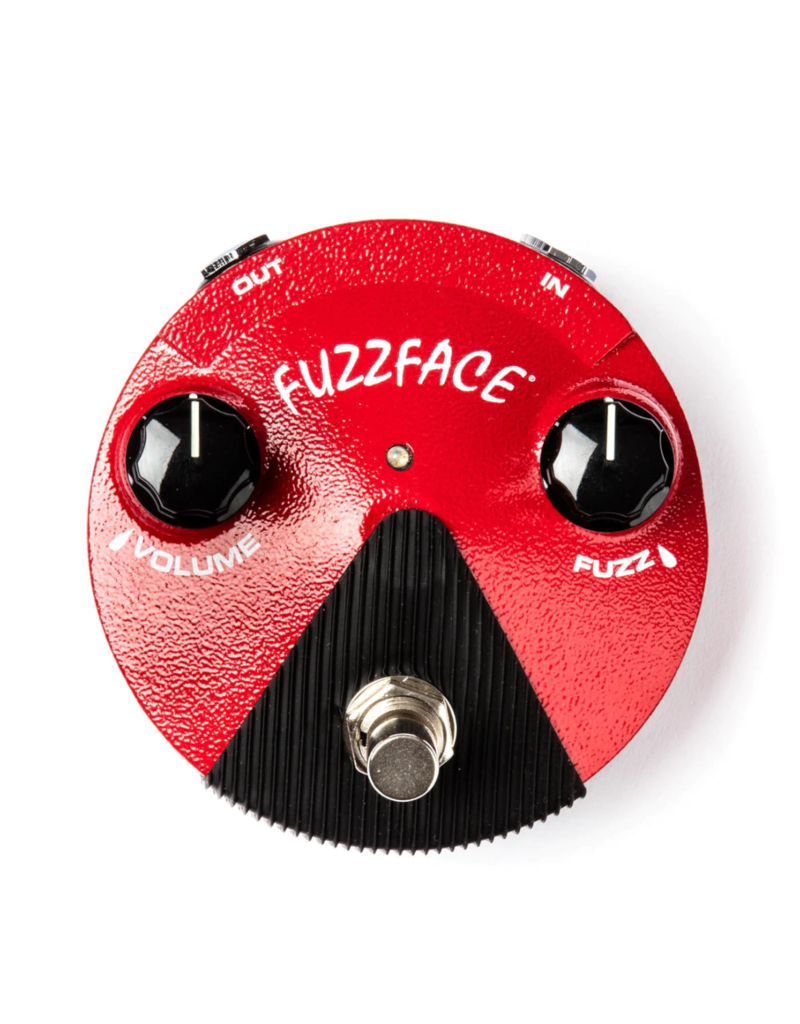 Dunlop Dunlop FFM2 GE Fuzz Face Mini Distortion Pedal