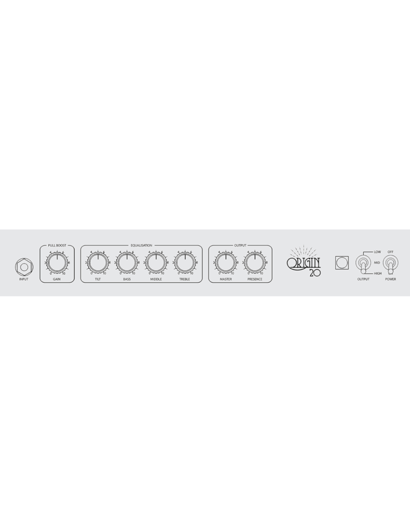 Marshall Marshall Origin 20 combo amplifier