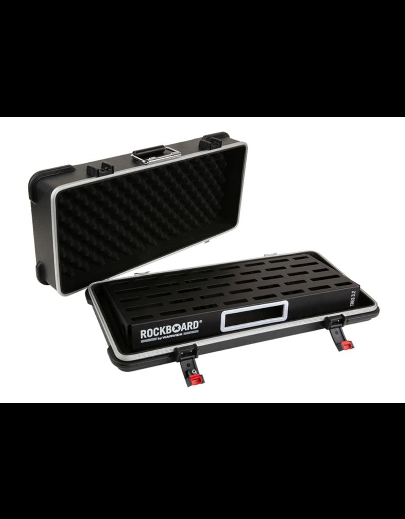 RockBoard RockBoard TRES 3.2, Pedalboard with ABS Case